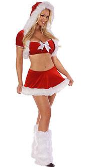 """Игровой новогодний костюм  """"Санта """""""
