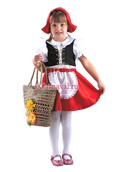 """Маскарадный костюм """"Красная Шапочка"""". Сказочные герои ... - photo#8"""
