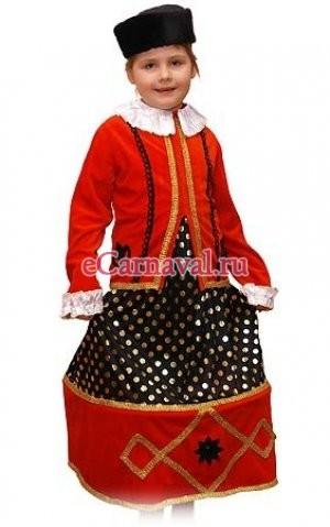 """Маскарадный костюм """"Казачка"""". Национальные, фольклорные ... - photo#45"""